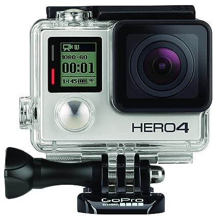 Amazon.com: GoPro HERO4 Silver Edition Adventure (chdhy-401 ...
