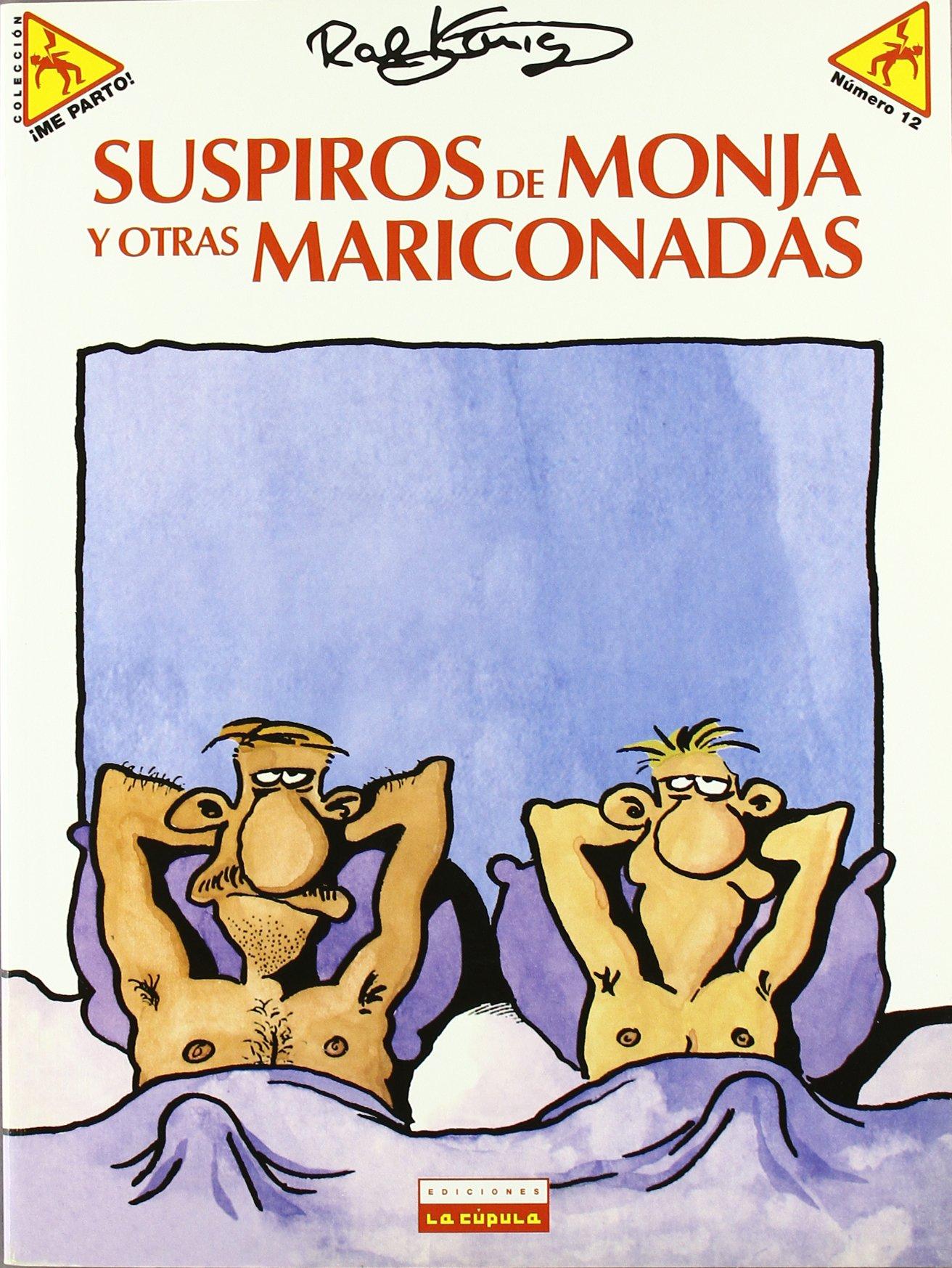 Suspiros de monja y otras mariconadas (Me Parto): Amazon.es ...