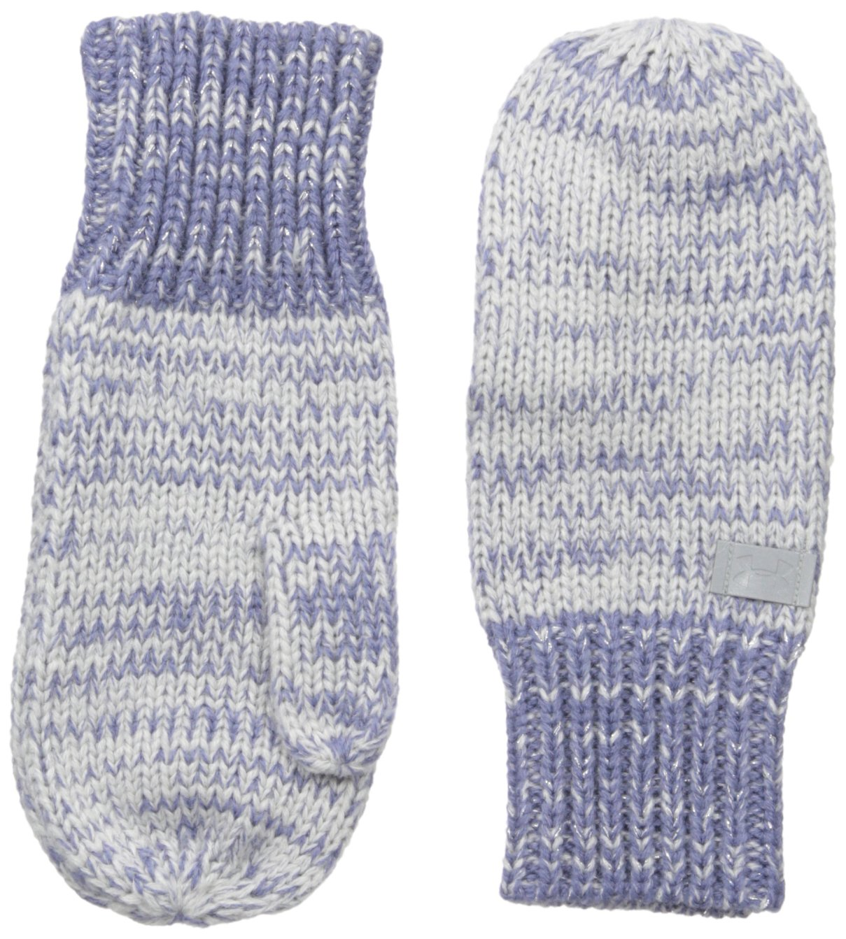 Under Armour Girls Shimmer Knit Mittens Under Armour Accessories 1286172