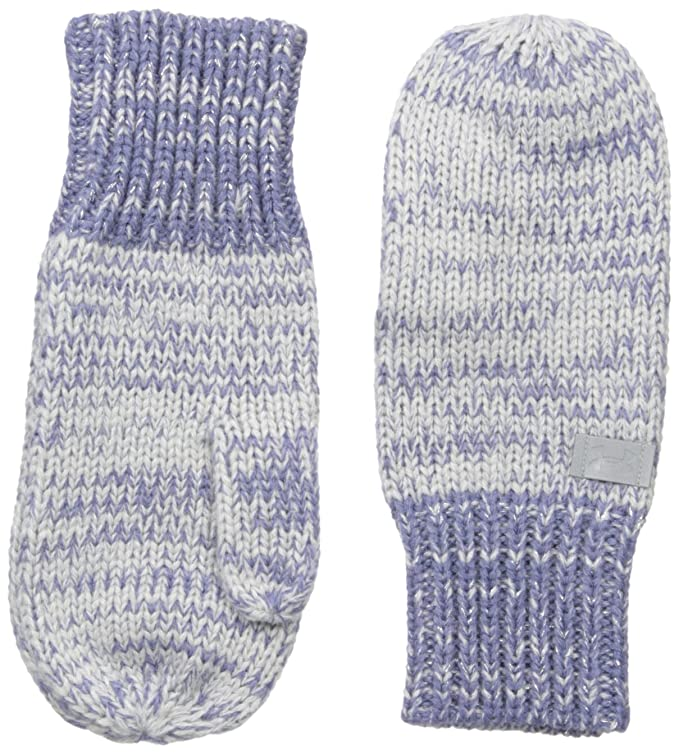 Amazon.com : Under Armour Girls Shimmer Knit Mittens : Sports & Outdoors