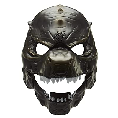 Godzilla King of Monsters Electronic Mask with Sounds Effects - Open Mouth to Roar!, 95841-2-3L: Toys & Games