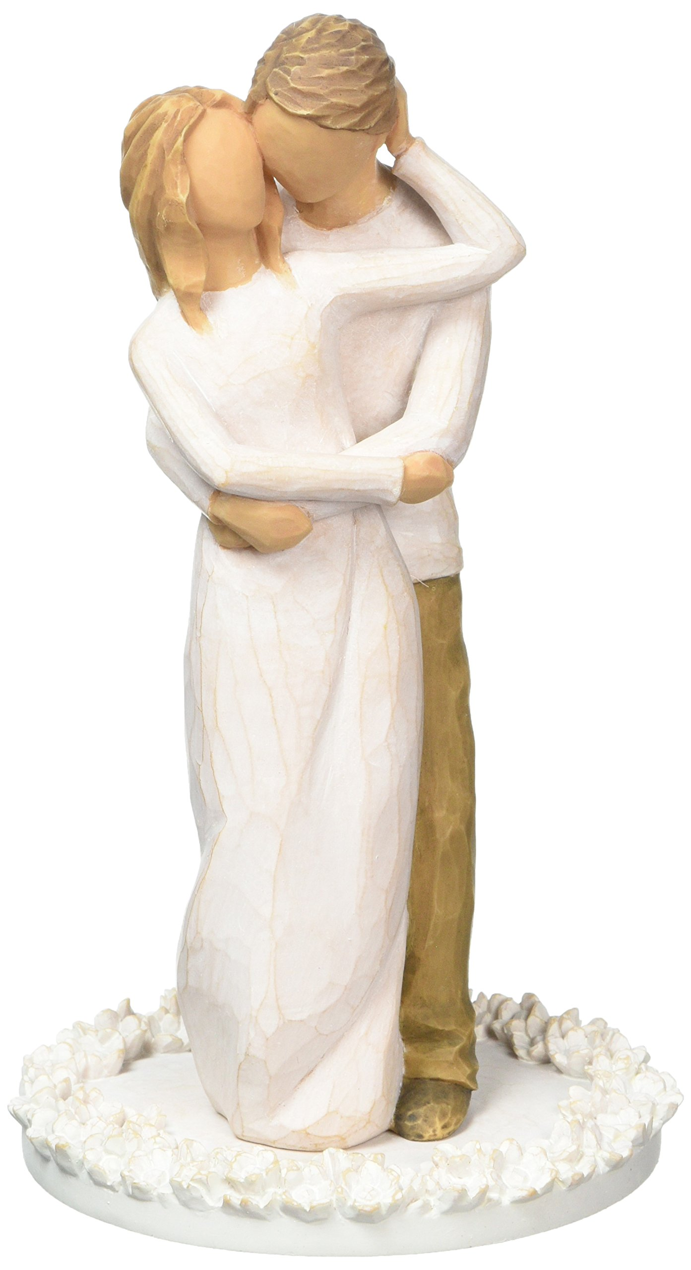 Willow Tree Cake Topper, Together