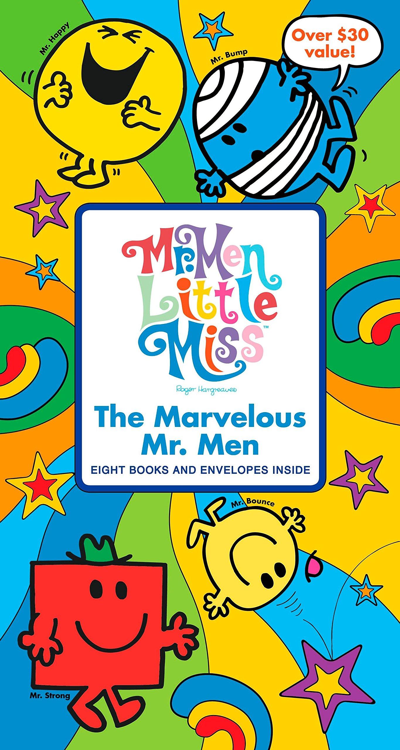 The Marvelous Mr. Men (Mr. Men and Little Miss) PDF