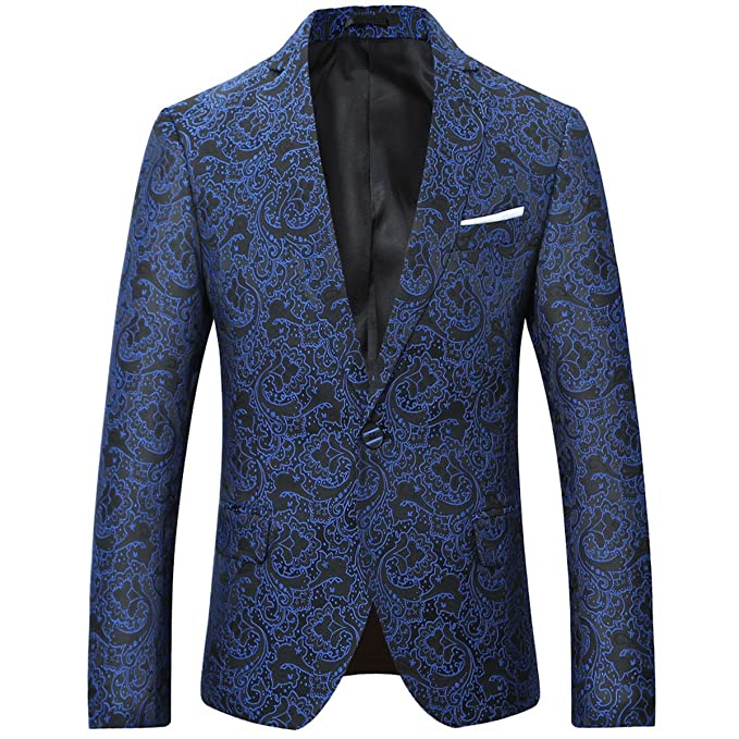 Amazon.com: cloudstyle traje formal Hombre Slim Fit cena ...