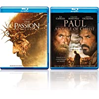 The Passion of The Christ & Paul, Apostle of Christ (2-Disc)