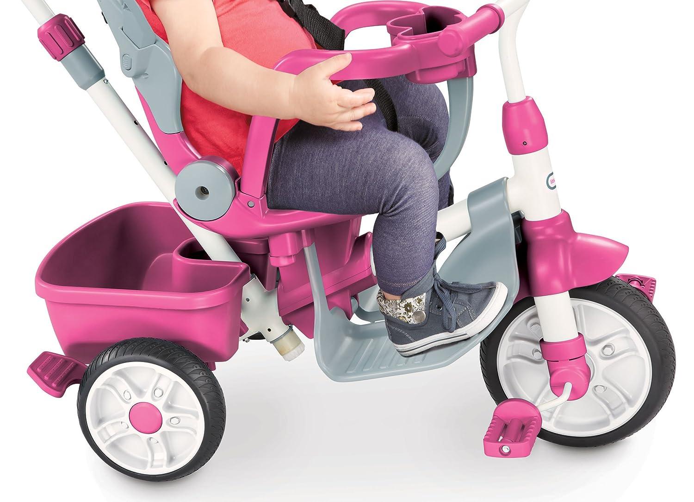 little tikes - Triciclo evolutivo 4 en 1, Color Rosa (638695 ...
