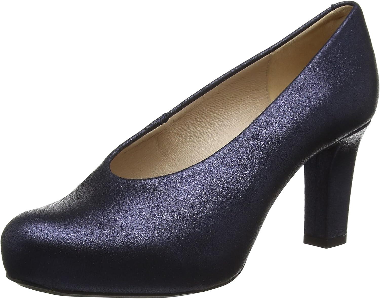 TALLA 39 EU. Unisa Nebula_MTS, Zapatos de Tacón para Mujer