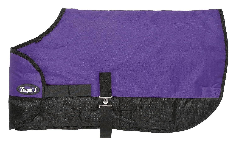 Purple Medium Purple Medium Tough 1 600D Waterproof Poly Adjustable Foal Blanket