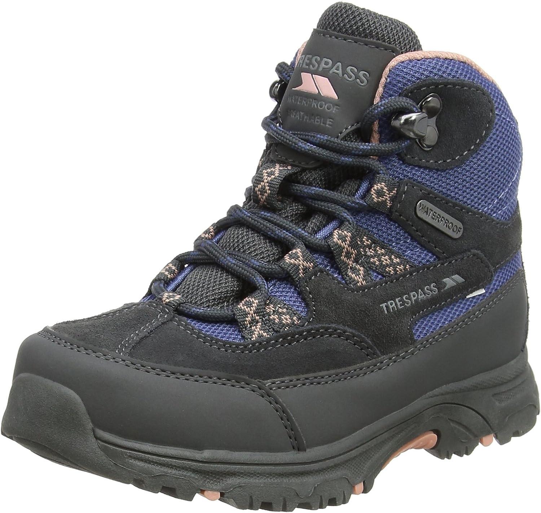 Unisex Kids/' High Rise Hiking Boots Trespass Cumberbatch
