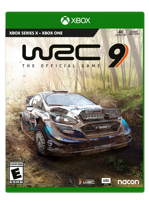 WRC 9 (XB1) - Xbox One: Maximum Games LLC: Video Games