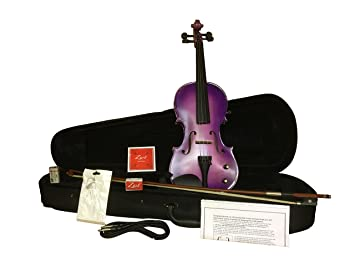 Violín Zest UK Music supplies - Electro acústica ráfaga de ...