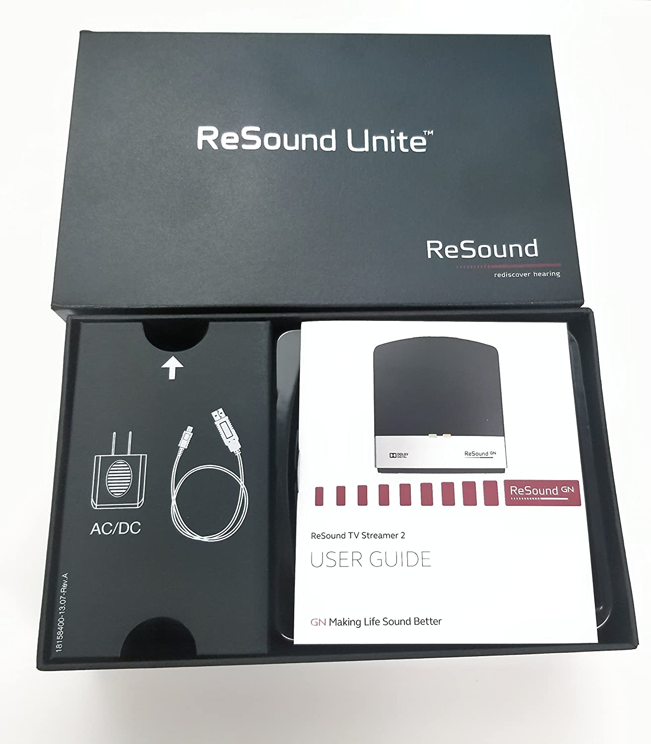 ReSound Unite™ TV Streamer 2