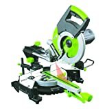 Evolution FURY3XL - Sega a linguetta radiale 255 mm 2000 W, colore: Verde