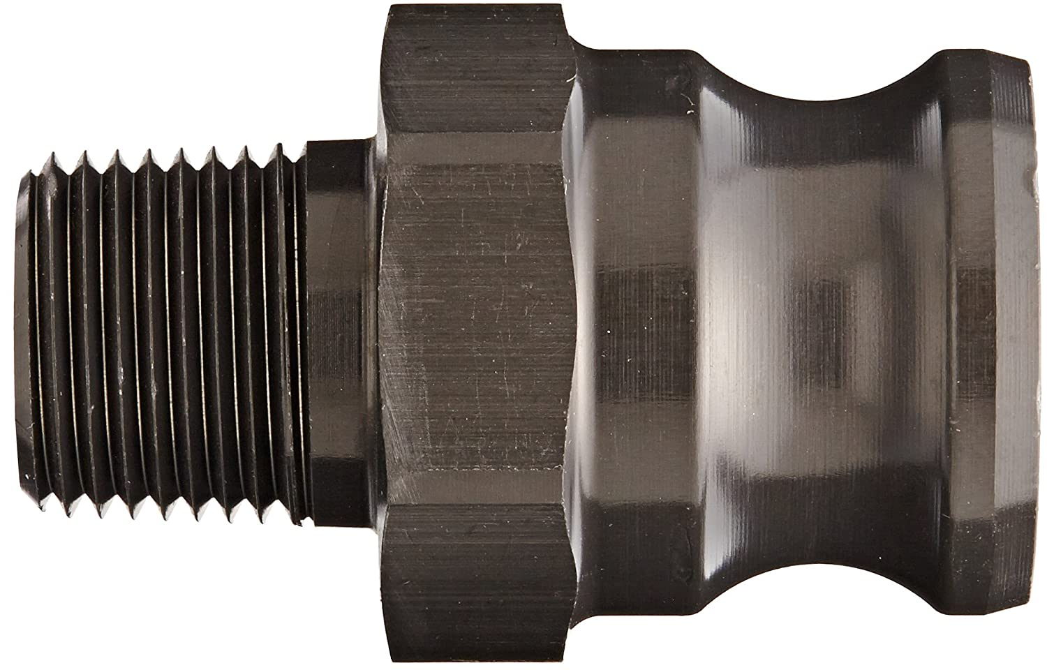 PT Coupling 1000620Basic Standard Series 20F Aluminum Cam and Groove Hose Fitting F-Adapter 2 Adapter x NPT Male