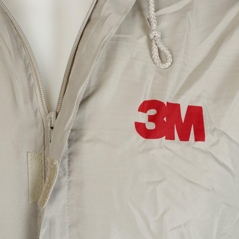 CE Kategorie I 3M Mehrweg-Schutzanzug 50425XXL grau Gr/ö/ße XXL