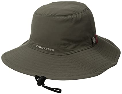729c2f403bf Amazon.com   Craghoppers Men s NosiLife Outback Hat   Sports   Outdoors