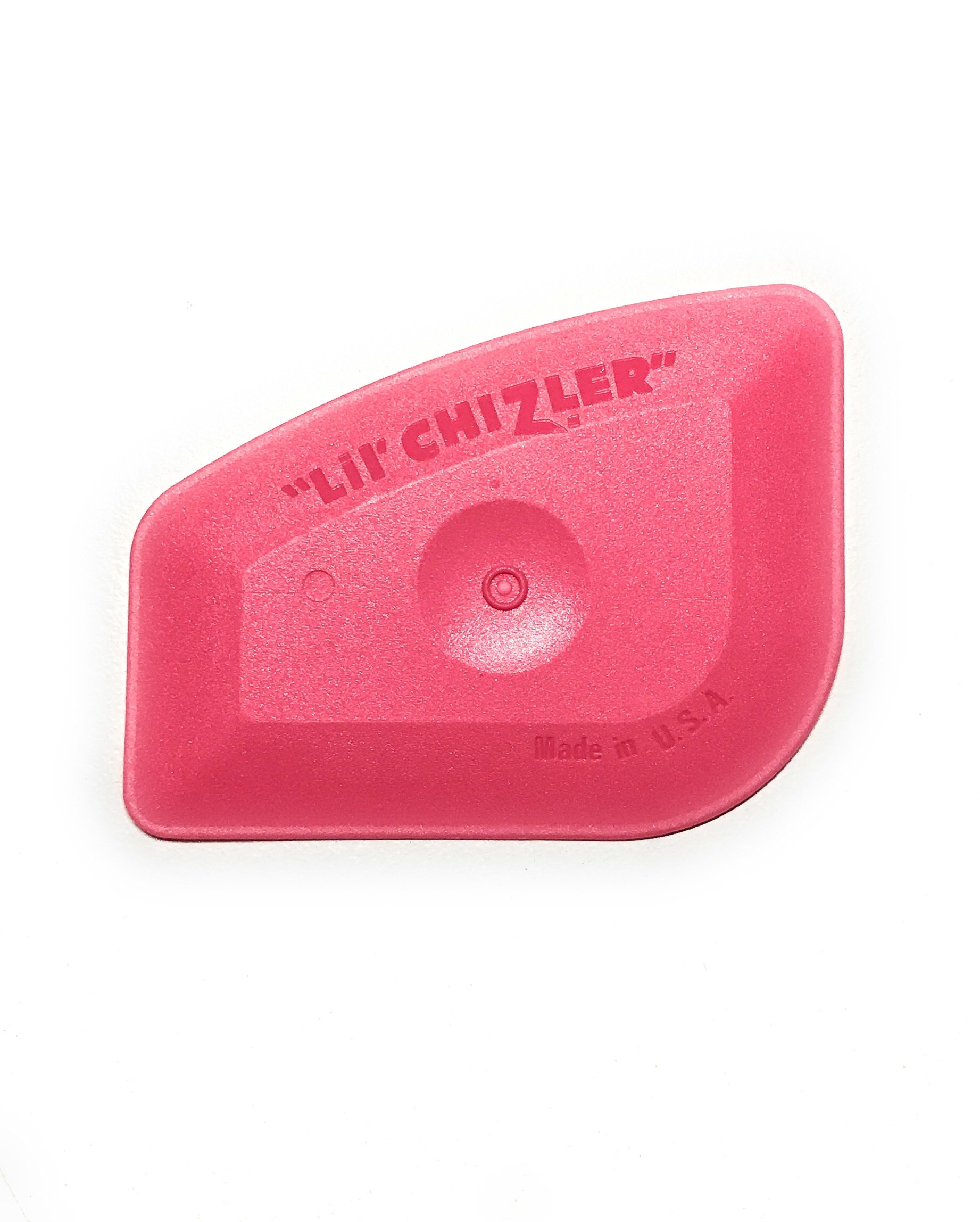 Lil Chizler Vinyl Label Scraping Tool, (Pack of 50) by Lil Chizler
