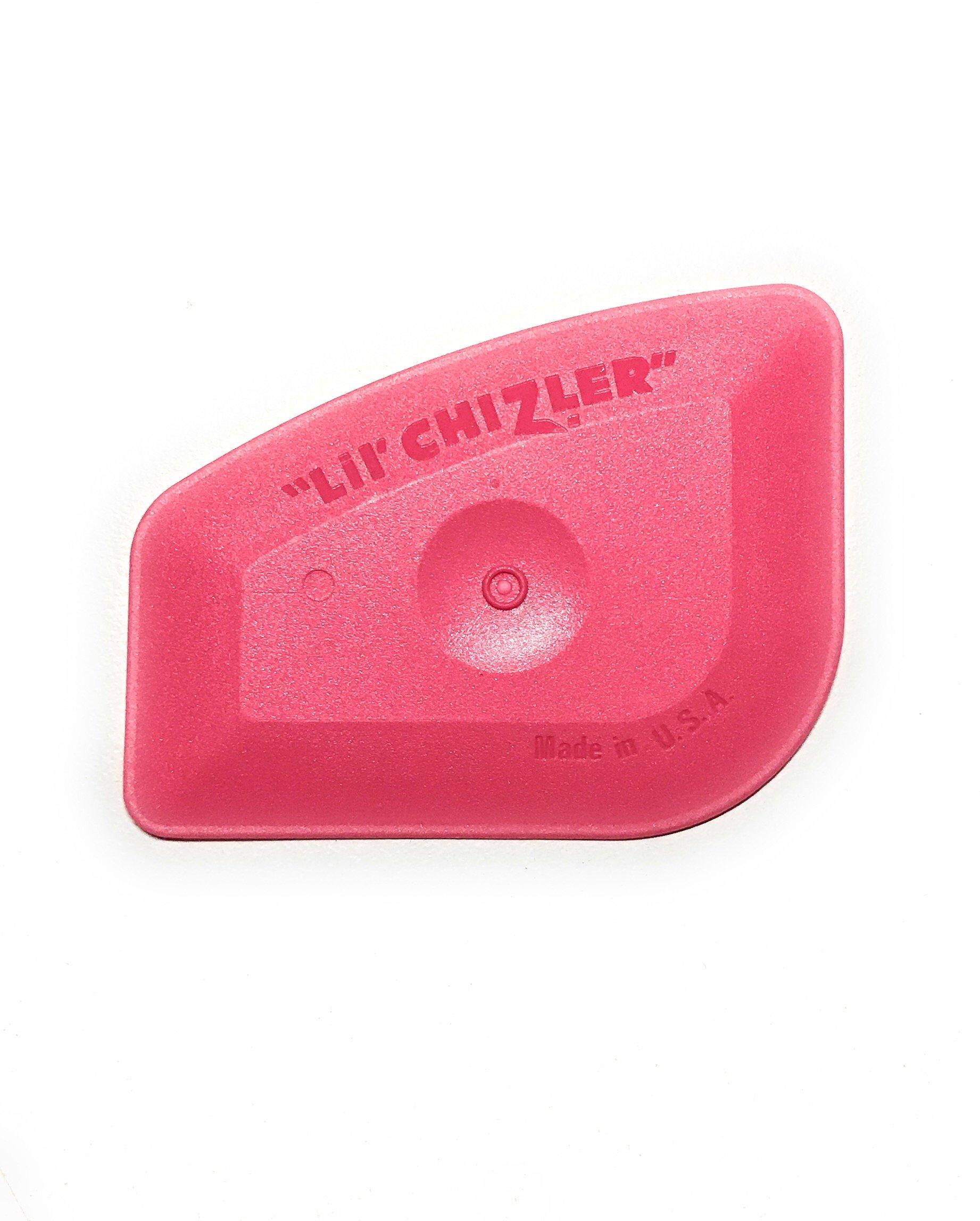 Lil Chizler Vinyl Label Scraping Tool, (Pack of 50)