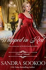 Wrapped in Red (Colors of Scandal Book 4) Kindle Edition