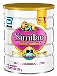 Similac Total Comfort | Etapa 1, Fórmula Infantil en Polvo de Fácil Digestión | 0 a 12 Meses | 820g