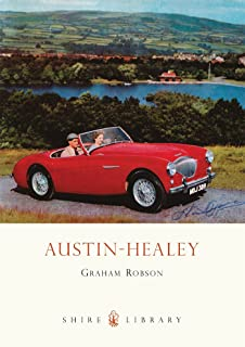 Austin-Healey (Shire Library)