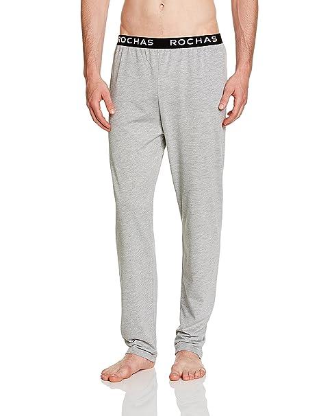 Rochas GREY PANTS PYJAMA - Pantalones de pijama para hombre, color grey, talla S