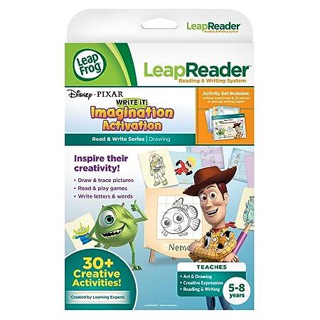 Amazon.com: LeapFrog LeapReader Read and Write Activity Book ...