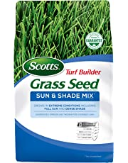 Scotts Turf Builder Grass Seed - Sun and Shade Mix