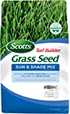 Scotts Turf Builder Grass Seed Sun and Shade Mix, 20 lb. - Grows in Extreme Conditions Including Full Sun and Dense…