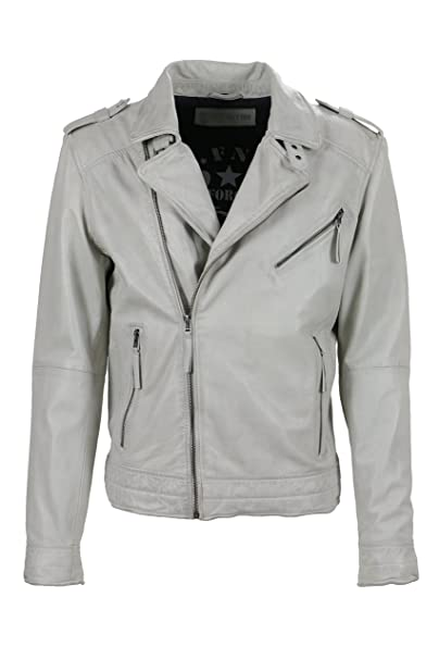 Freaky Nation Hell Raiser 1 Chaqueta, Gris (Chalk), Large ...