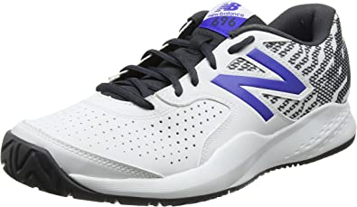 New Balance MCH696V3, Zapatillas de Tenis para Hombre, Gris ...