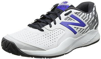New Balance MCH696V3, Zapatillas de Tenis para Hombre, Gris (Dark ...