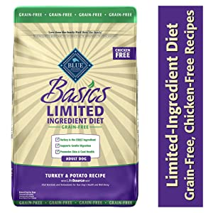 Blue Buffalo Basics Limited Dog Food