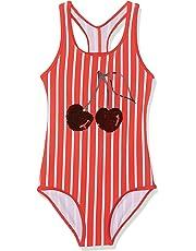 NAME IT Nkficon Kirsi Swimsuit LIC bañadores para Niñas