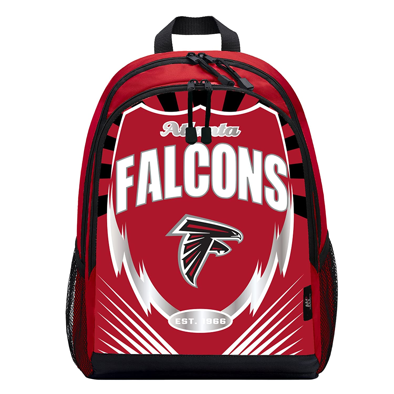 Fan Apparel & Souvenirs New Orleans Saints Logo Action BackPack School Bag New Back pack Gym Travel Book
