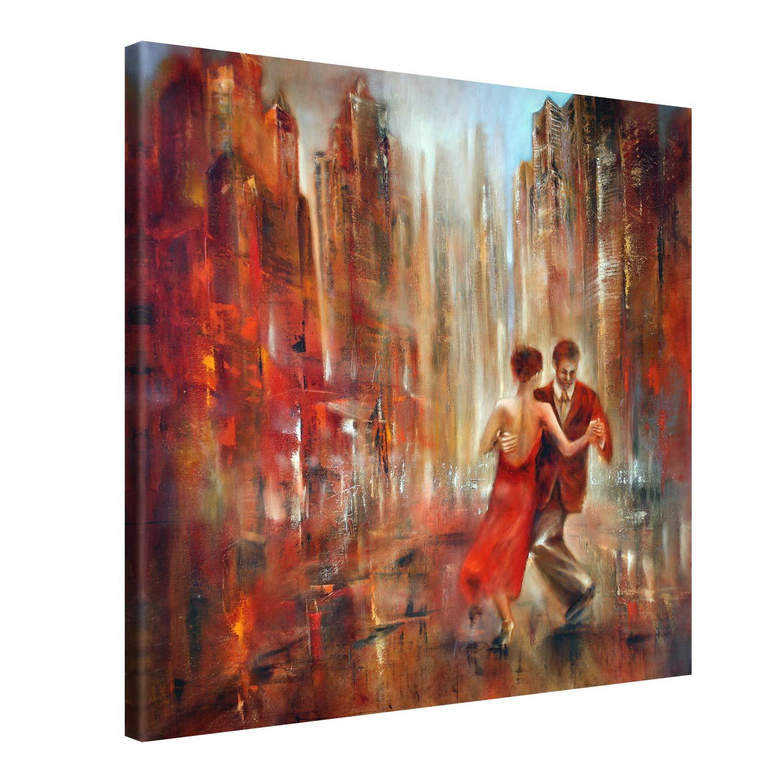 Gallery of Innovative Art Quadro su Tela 20x30cm - Balance - Stampa Incorniciata con Spessore di 2cm - Altre Dimensioni Disponibili - Decorazione Moderna per Annette Schmucker United Arts GmbH