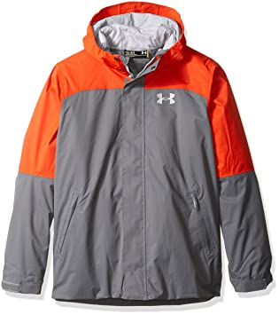 Under Armour ColdGear de los niños Reactor camino chaqueta 3 ...