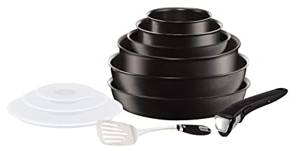 Amazon.com: Set of Pots and Casserole Pans, 11 Pieces 100Ã'Â Lot ...