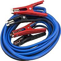 """Performance Tool (W1673 Cable de Puente de Calibre 4 de 6 m, 4GA X 20"""" (600 Amp), 4GA x 20' (600 AMP)"""