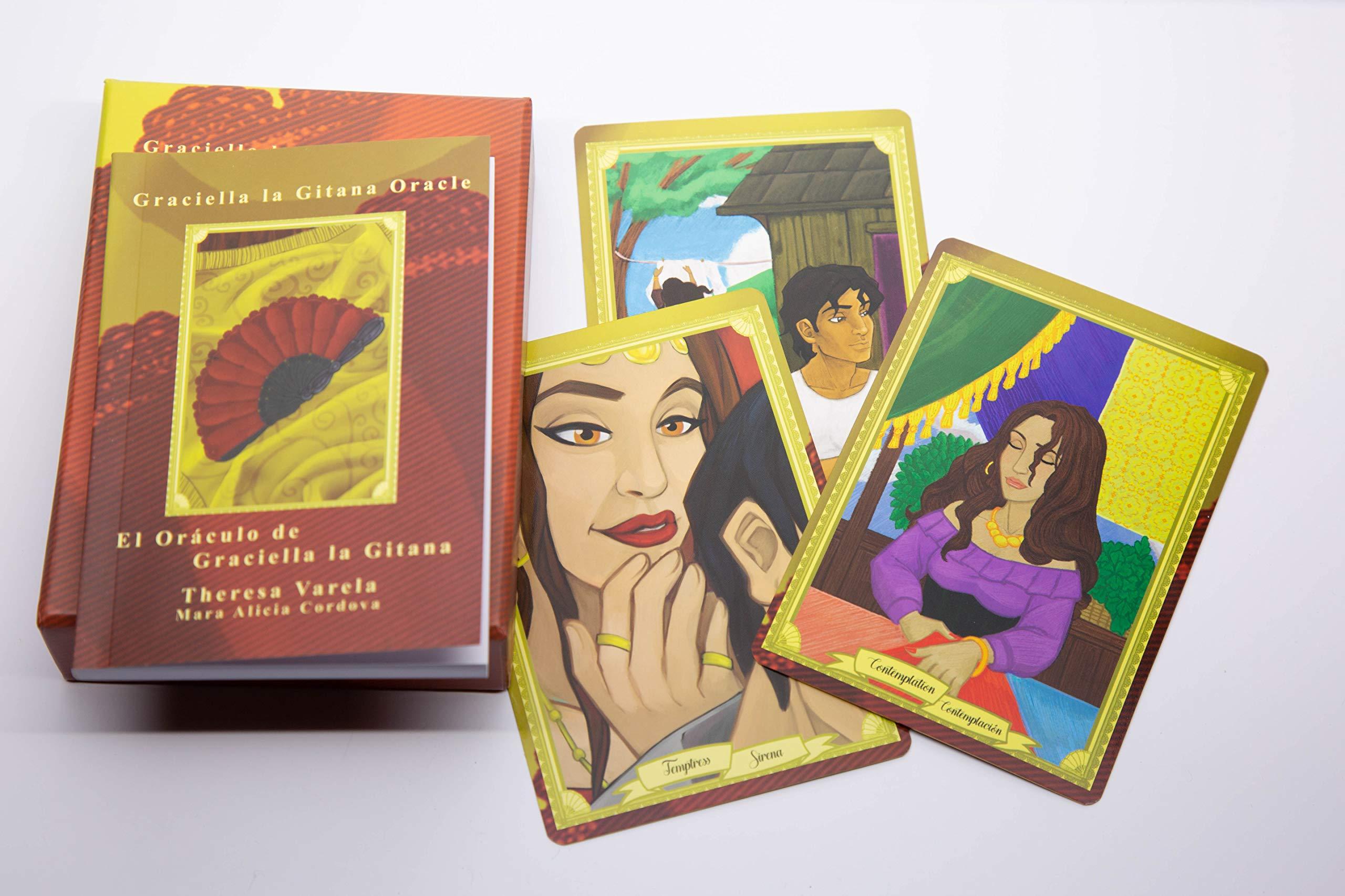 Graciella la Gitana Oracle/El Oráculo de Graciella la Gitana ...