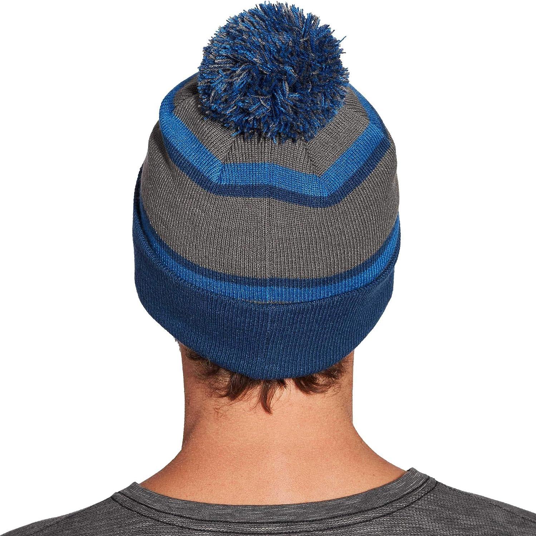 Alpine Design Mens Retro Stripe Beanie