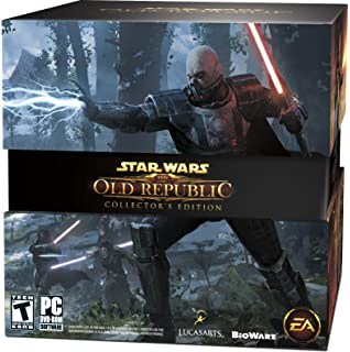 Amazon.com: Star Wars the Old Republic Collectors Edition ...