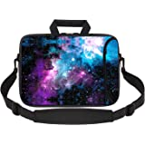 iCasso Laptop Sleeve 11.6-12.1 Inch Stylish Soft Neoprene Sleeve Case Cover Handbag for MacBook Air 11,MacBook Retina 12…