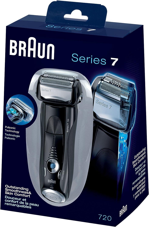 Braun Series 7-720 - Afeitadora para hombre: Amazon.es: Belleza