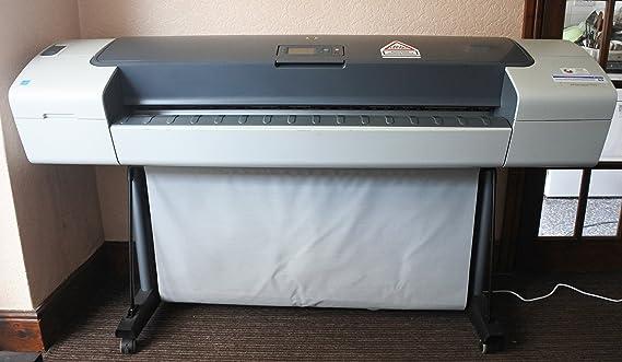 HP Designjet T1100 Impresora de inyección de Tinta de Gran Formato (24 Pulgadas) 91 m 2400 x 1200dpi 41 M²/HR (Papel, Vinilo, Pancarta, Films, Fabrics): Amazon.es: Electrónica