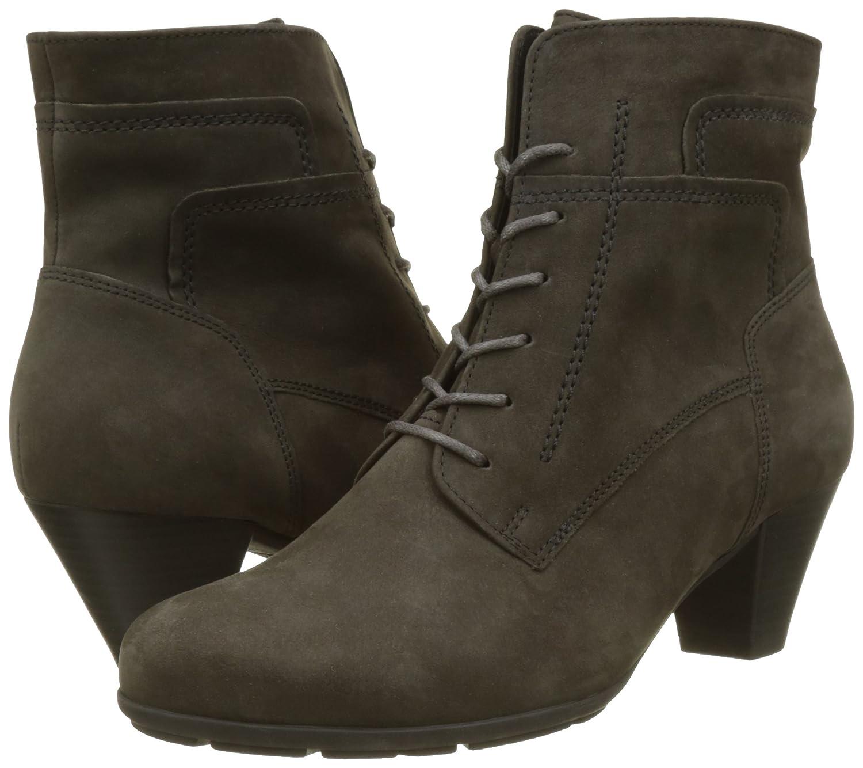 Gabor Damen Basic Stiefel, (19 Schwarz Grau (19 Stiefel, Anthrazit) 2d1ce0