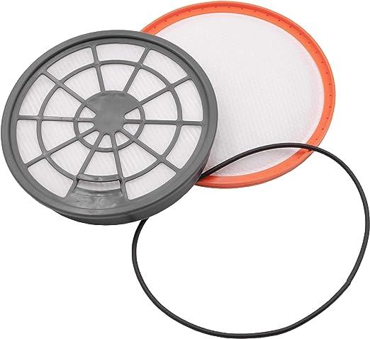 vhbw Set de filtros de recambio para aspiradoras Dirt Devil DD2620-9, DD2650-0, DD2650-1, DD2651-0, DD2651-1, filtro aire salida, protector motor: Amazon.es: Hogar