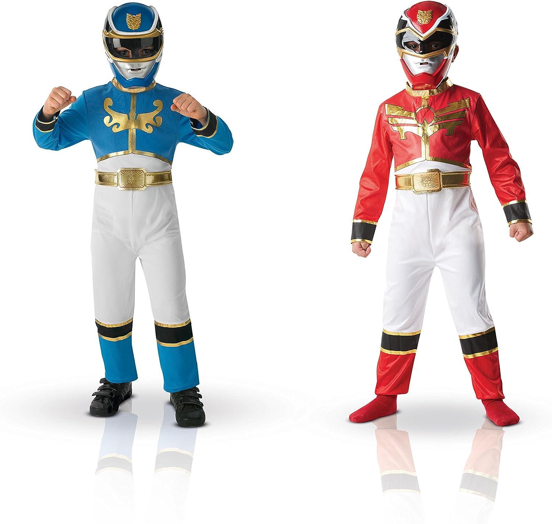 Power Rangers - Disfraz para niño a partir de 3 años (154656S ...