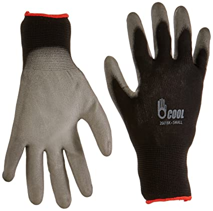 GARDEN GLOVE Breathable! by Bellingham NITRILE TOUCH Machine Washable