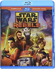 STAR WARS REBELS: COMPLETE SEASON FOUR (HOME VIDEO RELEASE) [Blu-ray];Star Wars Rebels